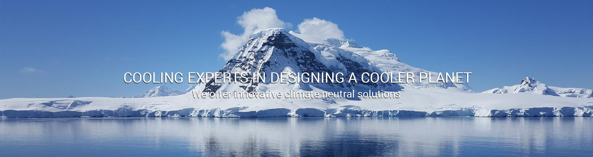Banner EISBERG COOLING EXPERTS