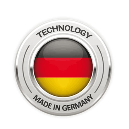 Technology Made in Germany klein